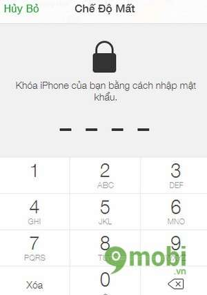 tim iphone bi mat bang find my phone