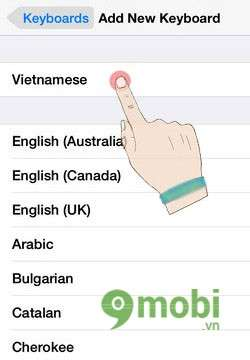 how to change language on iphone 6 messaging