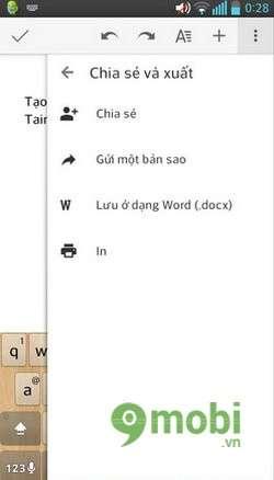 how to delete documents on google docs