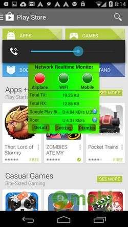 Top 3 ứng dụng theo dõi kết nối Internet trên Smartphone