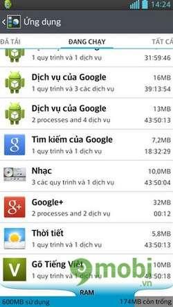dien thoai android chay cham phai lam sao
