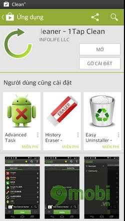 khac phuc loi Insufficient storage available