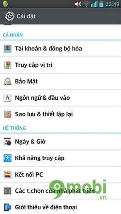 nhan tin giong noi tren android