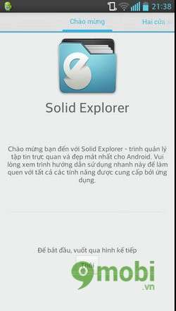 quan ly tap tin bang solid explorer
