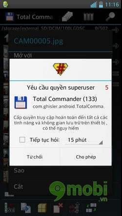 quan ly tap tin tren android