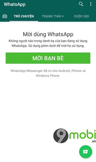 tao tai khoan whatsapp