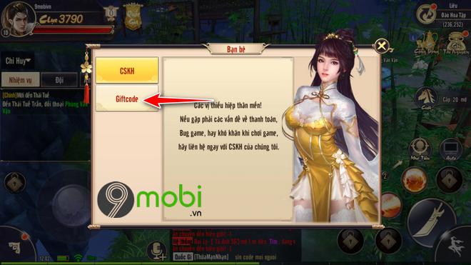 code game tieu dao mobile